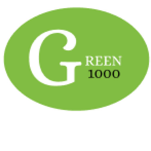 1000Green-The perfect choice means 1000Green!